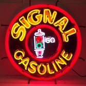 Neonetics 5GSSIG Gas - Signal Gasoline Neon Sign