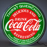 Neonetics 7CCGRN Coca-Cola Evergreen 15 Inch Backlit Led Lighted Sign