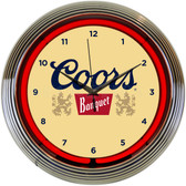 Neonetics 8MCBNQ Coors Banquet Beer Neon Clock