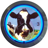 Neonetics 8COWXX Cow Neon Clock