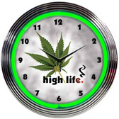 Neonetics 8HIGHL High Life Neon Clock