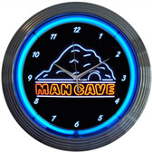 Neonetics 8MANCA Mancave Neon Clock