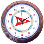 Neonetics 8MPARW Mopar Arrow Neon Clock