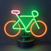 Neonetics 4BICYC Bicycle Neon Sculpture