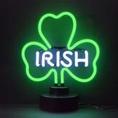 Neonetics 4IRISH Irish Shamrock Neon Sculpture