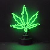 Neonetics 4POTLF Pot Leaf Neon Sculpture