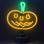 Neonetics 4PUMPK Pumpkin Neon Sculpture