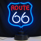 Neonetics 4RT66X Route 66 Neon Sculpture