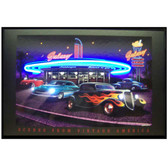 Neonetics 3GALNL Galaxy Diner Neon/Led Picture