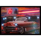 Neonetics 3N5ONL Nifty 50'S Neon/Led Picture