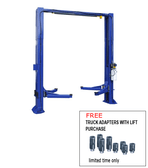 Tuxedo TP12KC-D 12,000 lb Two Post Direct Drive Lift
