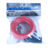 Pro Eagle PE-CL12 Cable Lock 12'