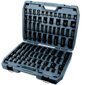 Ingersoll Rand SK34C86 1/2'' & 3/8'' Impact Socket Set (83-Piece)