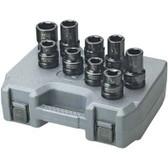 Ingersoll Rand SK8H9T 1'' Drive Truck Service Impact Socket Set (9pc.)