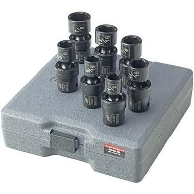 Ingersoll Rand SK4H7U 1/2'' Drive SAE Universal Impact Socket Set (7pc.)