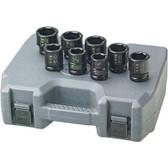Ingersoll Rand SK6H8  3/4'' Drive SAE Regular Impact Socket Set (8pc.)