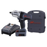 Ingersoll Rand W7150-K1 1/2'' 20V High-Torque Cordless Impact Wrench Kit W/ 20V Li-Ion Battery, Charger & Case