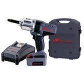"Ingersoll Rand W7250-K1 1/2"" Drive Impact Wrench W/ Extended Anvil, Charger, & One Battery"