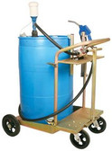 John Dow Industries Def-1A Def 25-Gal. Drum Dispensing System - Electric