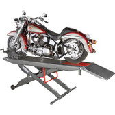 Ranger Rml-600Xl Pneumatic Motorcycle Lift Platform With Front-Wheel Vise