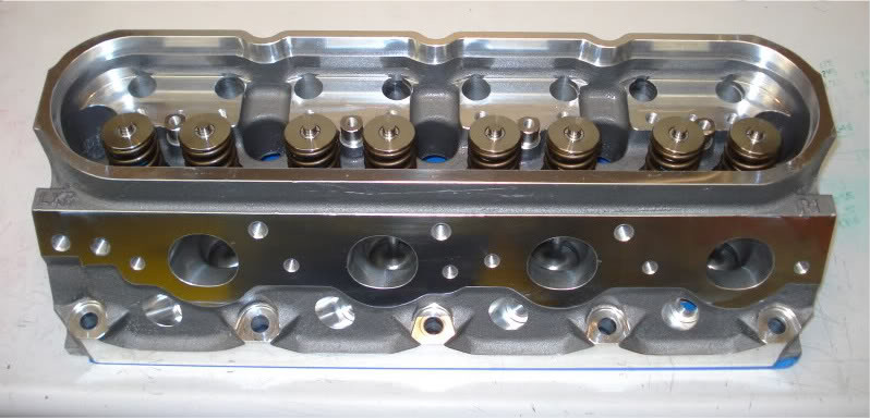 MAST LS1 Small Bore Cylinder Heads
