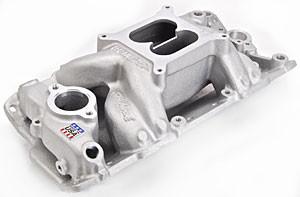 Edelbrock Performer RPM Air-Gap Intake Manifold 7501 SBC