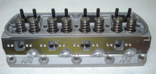 Optional hydraulic roller spring and titanium retainer