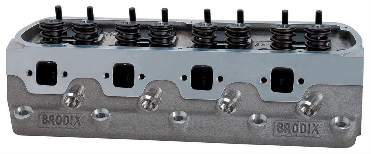Brodix SB Ford ST-5 0 Cylinder Heads - 60cc