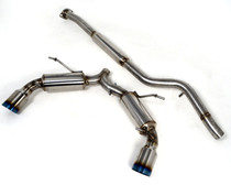 AP-FRS-170   -Agency Power Exhaust - Stainless SUBARU -BRZ -SCION FR-S