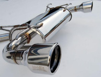 Invidia Q300 Catback Exhaust w/ Stainless Tips - HS12SSTG3S