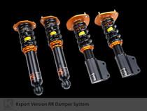 KSport Coilovers - Version RR Damper System  - BRZ