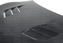 SEIBON - TS Style Carbon Fiber Hood