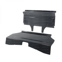 SEIBON Carbon Fiber Seat Panels