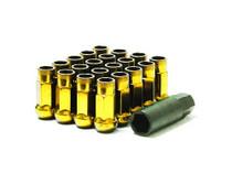 32905Z - Muteki SR48 Lug Nuts : Gold Chrome : 12x1.25