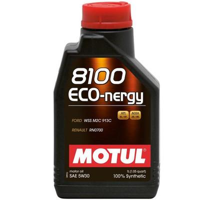 102782  -MOTUL Motor Oil - 8100 Series   Size: 1L Bottle (1.05 qt)
