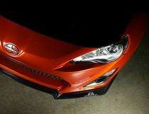 FA-526002 APR Carbon Front Lip