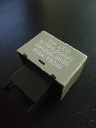 Hyperflash Relay for LED Turn Signals