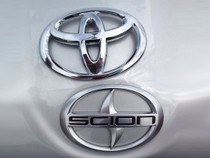 90975-A2003 Front OEM Toyota Badge - 1