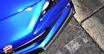 assword:JDM Dry Carbon 2pc Front Splitter 2013+ Subaru BRZ