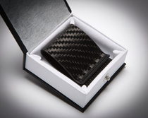 Carbon Fiber Money Clip - 1.625""