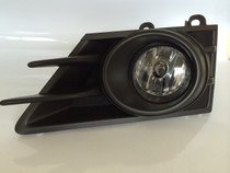 WINJET Clear Front Fog Light Kit - Subaru BRZ (Wiring Kit included)