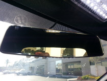 Electrochromic Auto-Dimming Built-in HomeLink controls - Rearview Mirrors