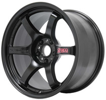Gram Lights 57DR 18x9.5 +38 5-100 Wheels BLack