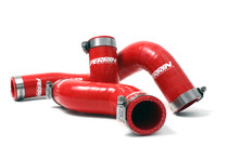 PERRIN RADIATOR HOSE KIT RED