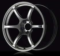 Advan Racing RGIII 18x9.5 5x100 +45 Hyper Black Wheel