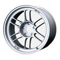 Enkei RPF1 Silver 17x8 5x100 +45  Scion FRS / Subaru BRZ (4pc)