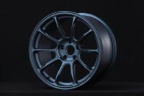 Volk ZE40 Matte Blue Gunmetal 18x9.5 +43 5x100