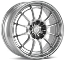Enkei NT03 18x9.5 5x100 +40 Silver Wheel