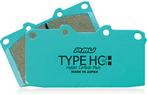 PHR916   -Project Mu Brake Pads - HC+ SUBARU -BRZ -SCION FR-S