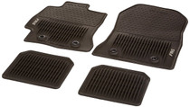 Toyota FRS OEM All Weather Floor Mats (4pc) (Toy-PT908-18130-20)